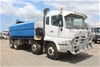 2002 Mitsubishi FS500 8 x 4 Water Truck