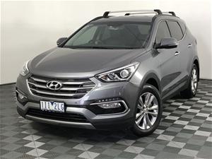 2016 Hyundai Santa Fe Elite CRDi (4x4) D