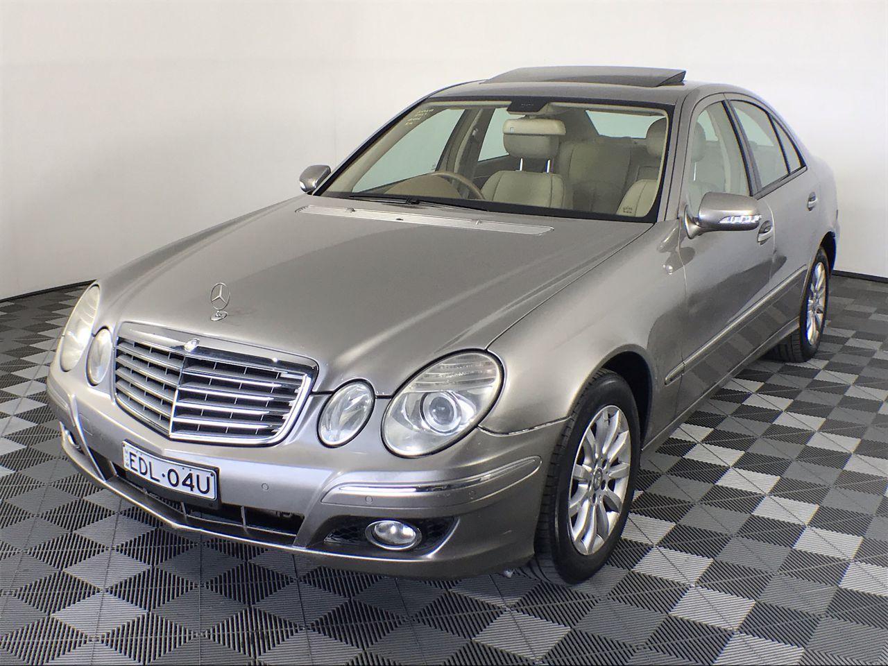 2008 Mercedes Benz E280 Elegance W211 Automatic Sedan