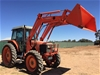 Kubota M95S Tractor