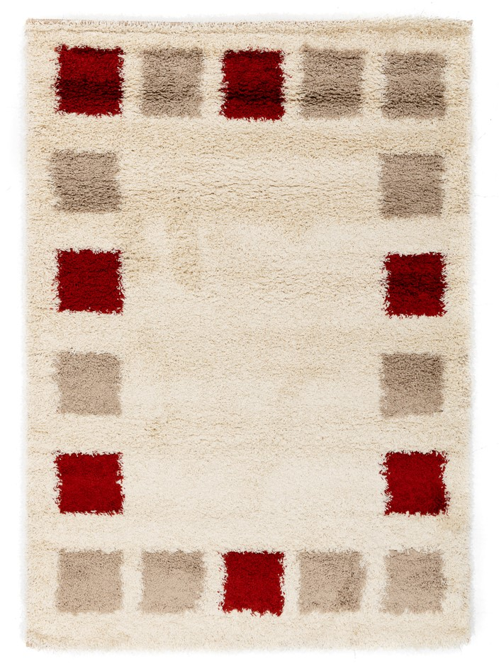 Machine Made Shaggy Rug Size (Cm) 160 x 230