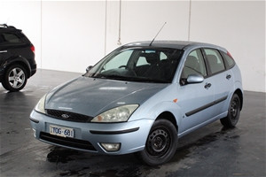 2005 Ford Focus CL LR Automatic Hatchbac