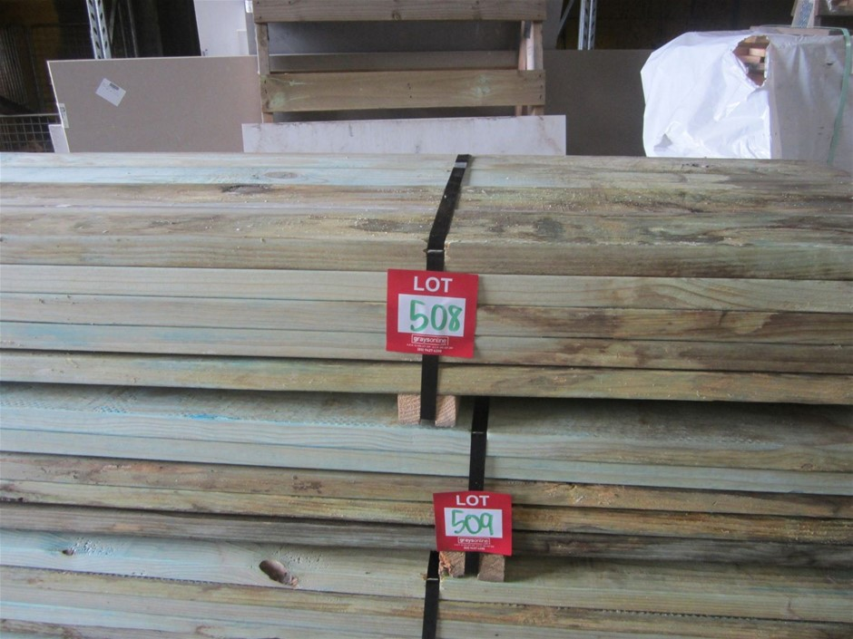 Pack of 120mm x 35mm T2 Termite Treated Pine