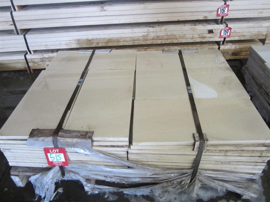 Pallet of 66 Caesarstone Bondi Pavers. 600mm x 300mm x 20mm