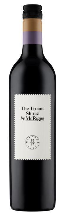 Mr Riggs The Truant Shiraz 2017 (12 x 750mL) McLaren Vale, SA