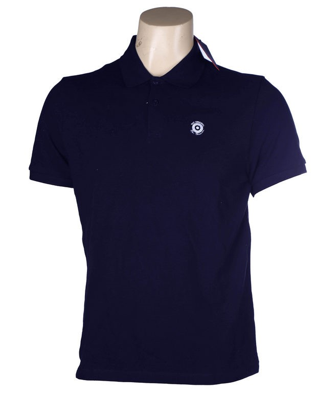2 x Men`s BEN SHERMAN Basic Polo Shirts, Size M, Short Sleeve, 100% Cotton,