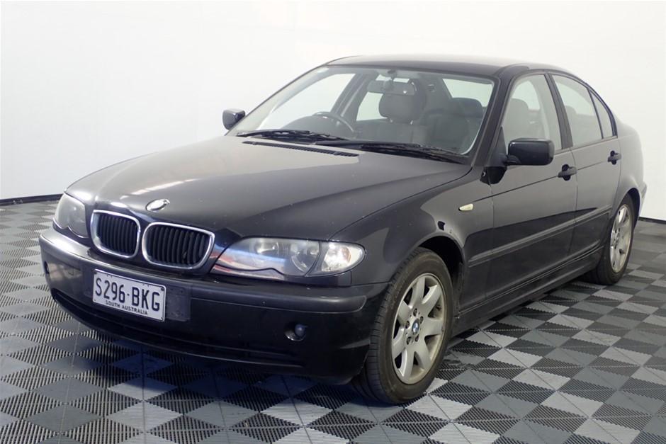 2004 BMW 320D RWD Manual - 6 Speed Sedan