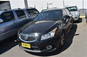 2012 Holden Cruze SRi V JH Automatic Hat
