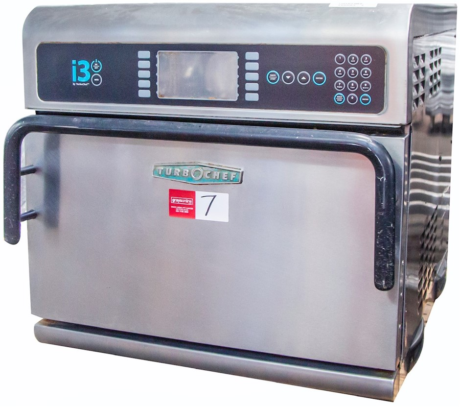 Turbo Chef Oven 1.3 Electric Speed Cook Oven