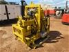 Skid Mounted Diesel Powered Water Pump