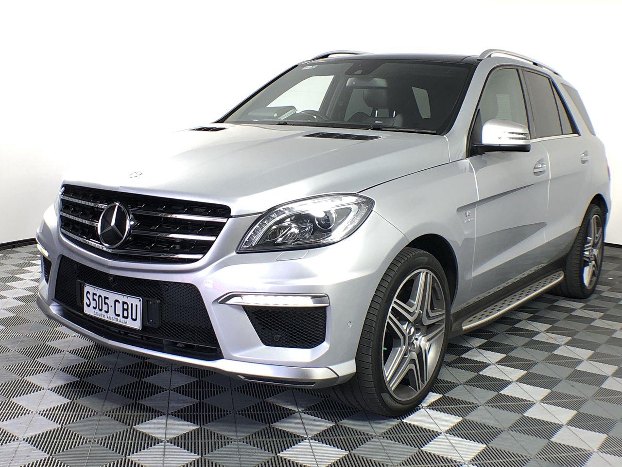 2014 Mercedes Benz ML63 AMG W166 Automatic Wagon