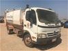2010 Hino 300 4 x 2 Garbage Truck