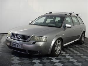 2002 Audi Allroad Quattro C5 Automatic W
