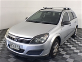 2006 Holden Astra CD AH Manual Wagon