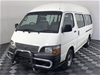 2003 Toyota HiAce Commuter LH184R Manual 14 Seats Bus