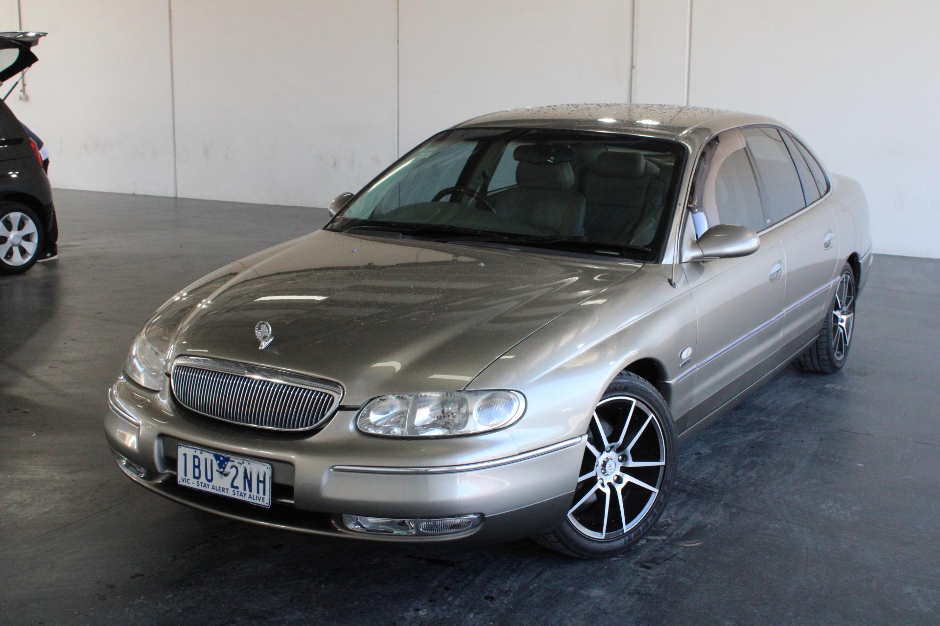 2002 Holden Caprice WH Automatic Sedan