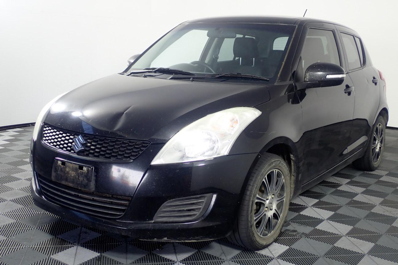 2011 Suzuki Swift GL FZ Manual Hatchback
