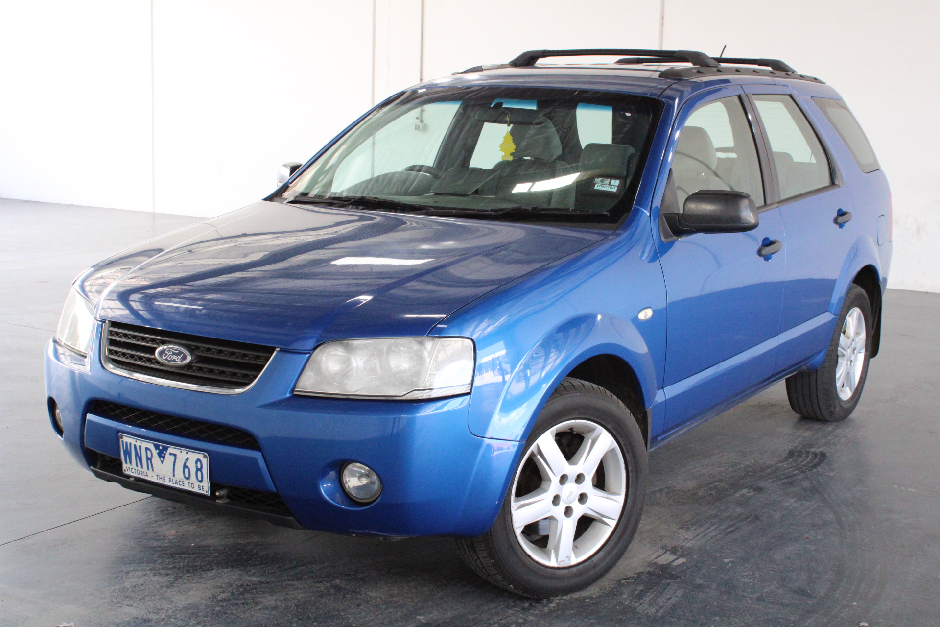 2007 Ford Territory TS (RWD) SY Automatic Wagon