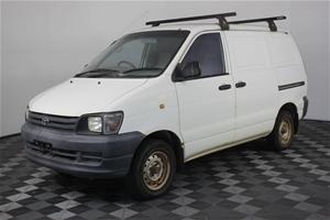1997 Toyota TownAce SBV KR42R Manual Van