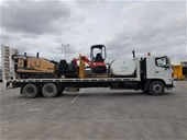 Unreserved Construction Equipment & Vehicle Sale