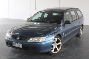 2003 Holden Commodore Executive Y Series