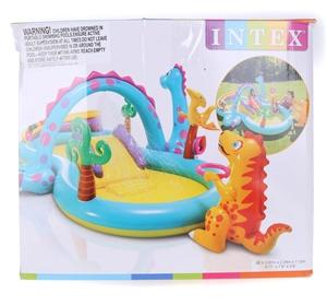 INTEX Inflatable Kid`s Water Slide, 3M x
