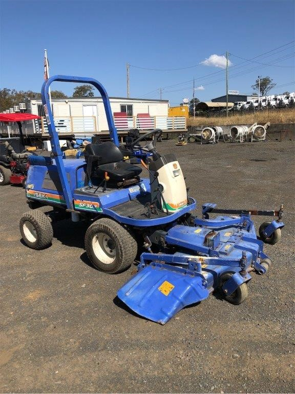 Iseki Ride On Out Front Mower