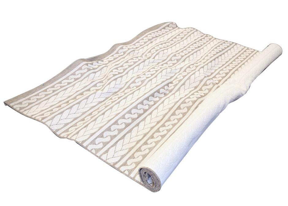 JERSEY HOME Indoor/Outdoor Carpet Rug, 230cm x 300cm, Polyproplene Backing,