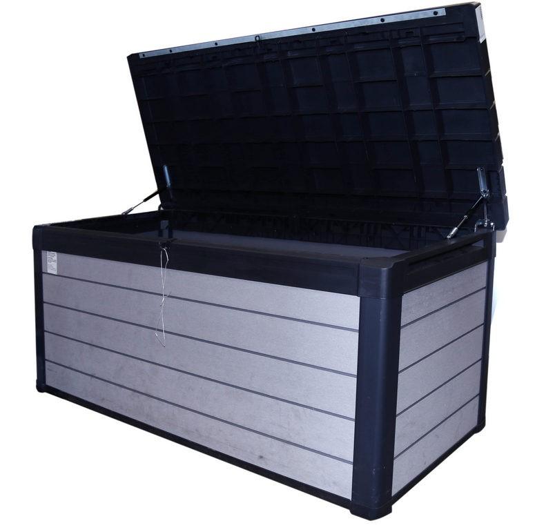 KETER DENALI 150 Outdoor Deck Box 150 x 70 x 72cm. (SN:CC43861) (266814-102