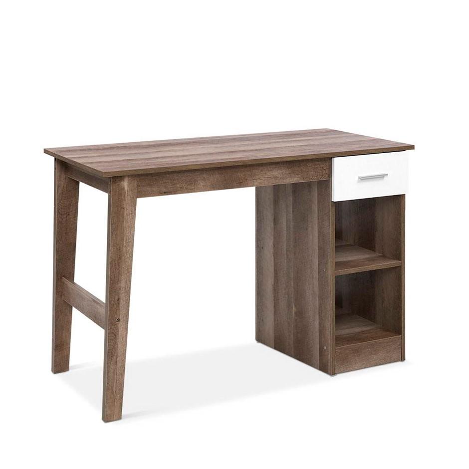 Artiss Scandinavian Office Computer Desk Student Table Workstation Shelf