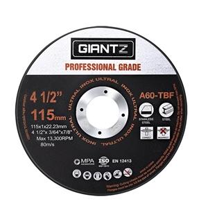 "Giantz 50 x 4.5"" Cutting Disc 115mm Meta"
