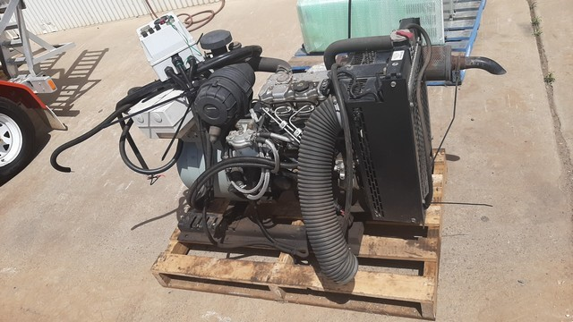 Power pack (Ex Light Tower) - Perkins 403D11 Engine, 10KW Generator