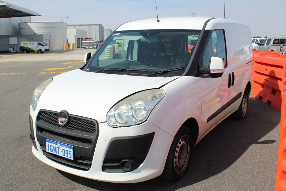 2015 Fiat DOBLO 66kW SWB Turbo Diesel Manual Van