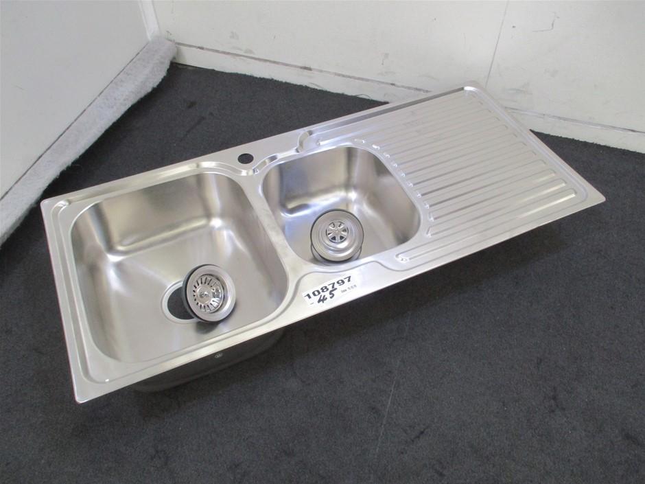 EN175L Kitchen Sink Stainless Steel