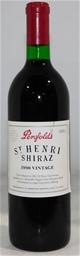 Penfolds `St. Henri` Shiraz 1990 (1x 750mL) Barossa, SA