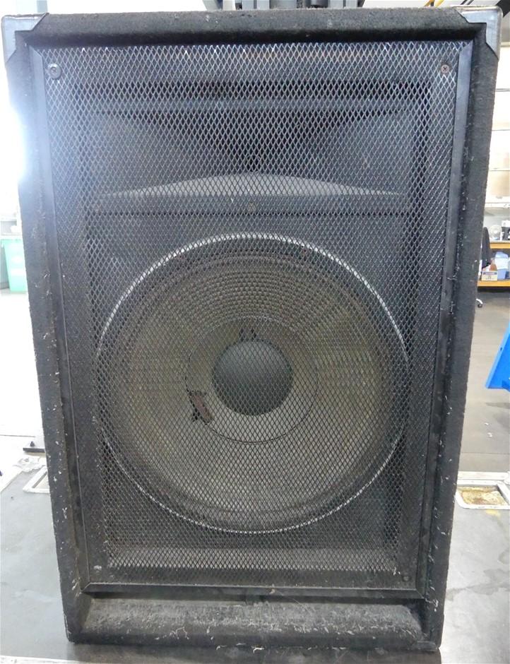 Powered 12`` Speaker