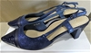 Viola Trixie Navy Shoe, Size: 38
