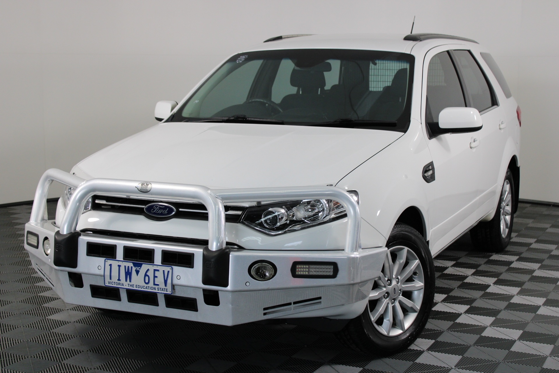 2016 Ford Territory TX (RWD) SZ II Turbo Diesel Automatic Wagon