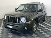2007 Jeep Patriot Limited MK Manual Wagon