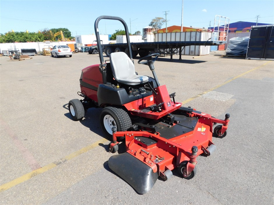 2013 Toro Groundmaster 3280D Out Front Mower