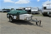 Single Camper Trailer