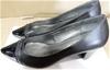 Taranto Affect Black Shoe, Size: 38