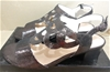 Magnini Myla Pewter Shoe, Size: 38