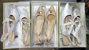 3 x Pairs Taranto shoes, including: