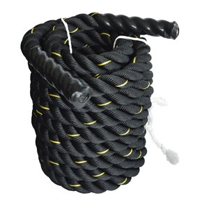 Battle Rope Dia 3.8cm x 9M length Poly E
