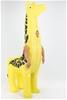 Giraffe Fancy Dress Fan Inflatable Costume Suit