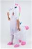 Giant Unicorn Fancy Dress Fan Inflatable Costume Suit