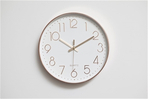 Modern Wall Clock Silent Non-Ticking Qua