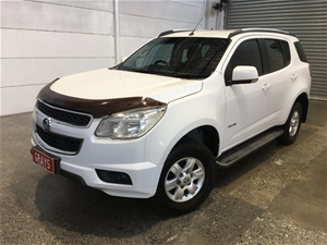 2013 Holden Colorado 7 LT RG Turbo Diese