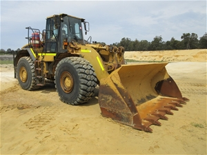 Caterpillar 980G Articluated Wheel Loade